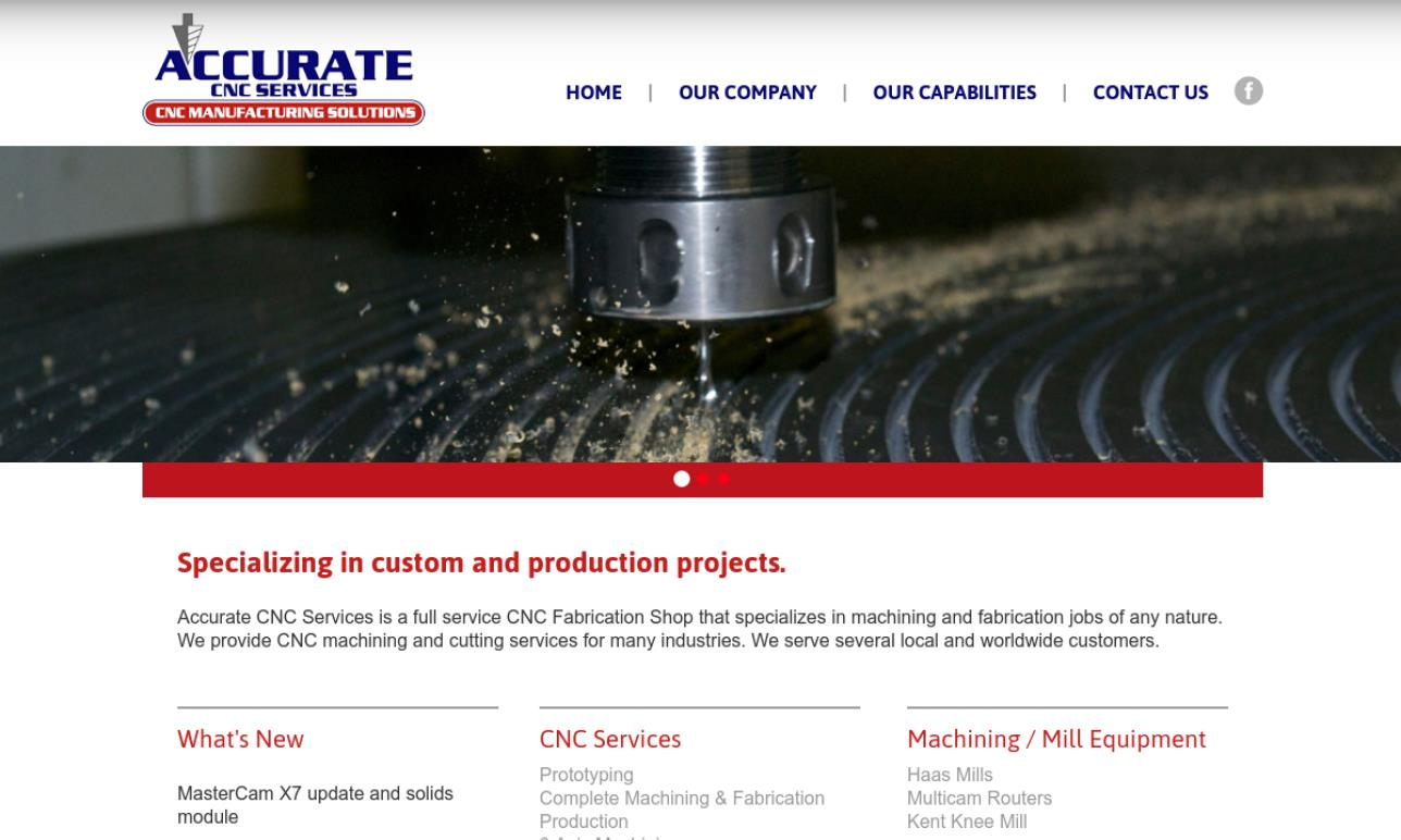 Accurate CNC Services