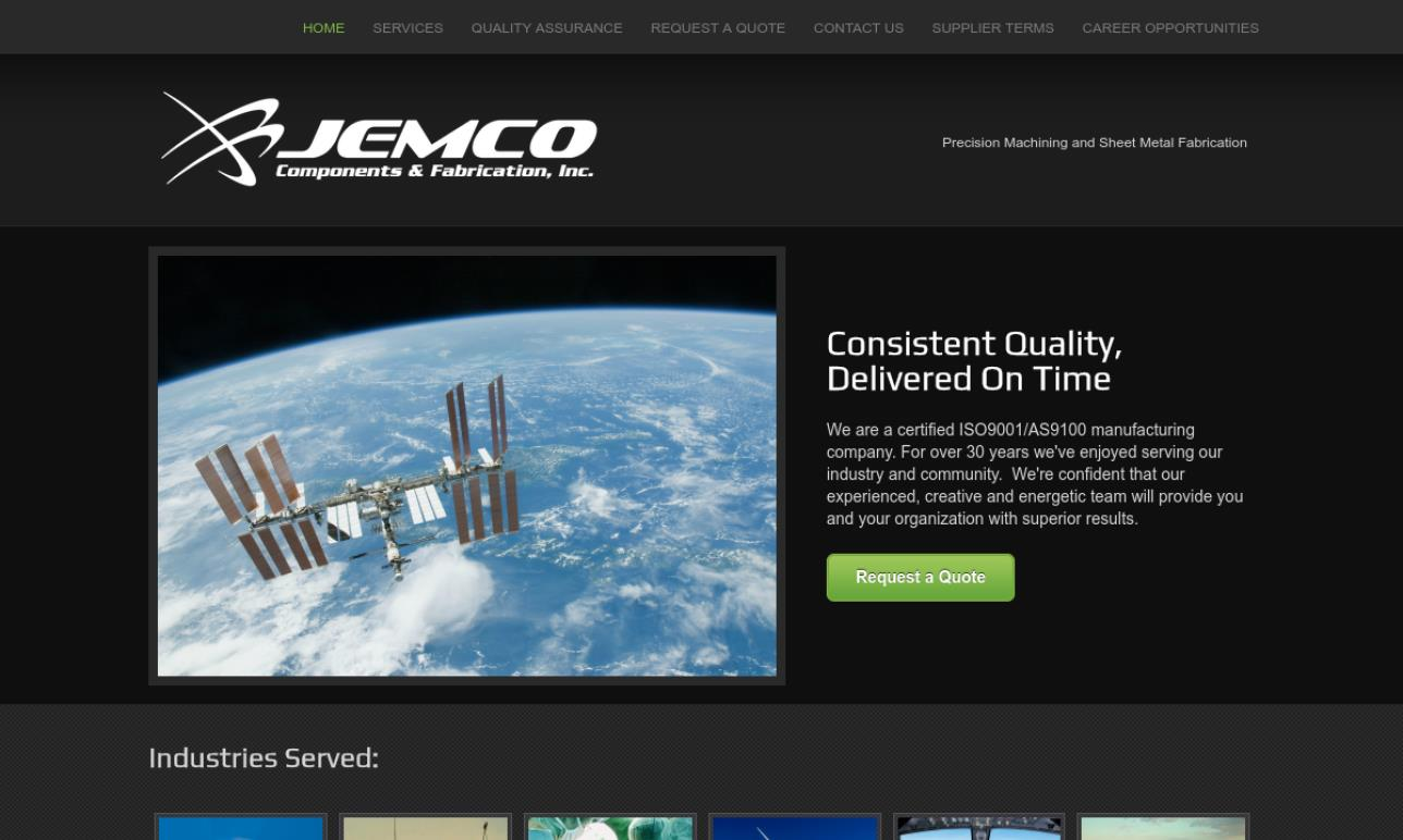 JEMCO Components and Fabrication, Inc.