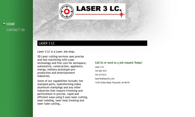 Laser 3 LC.