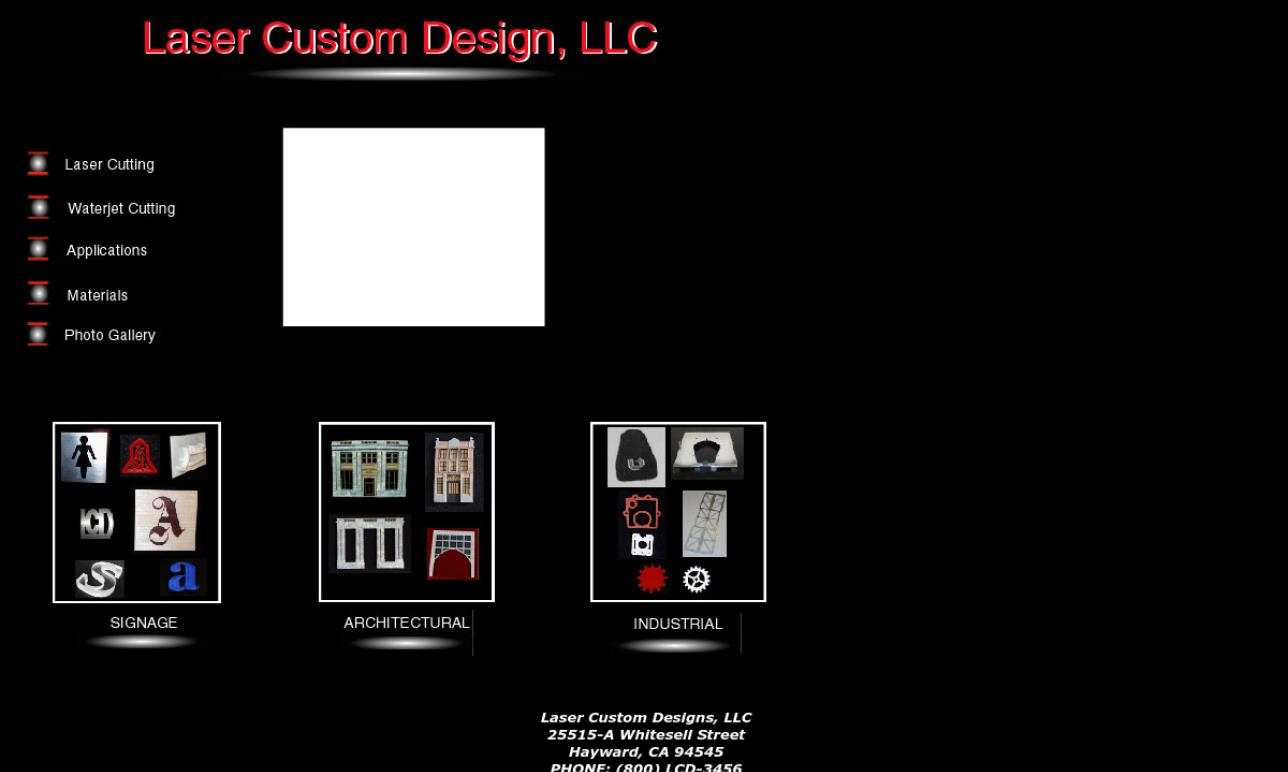 Laser Custom Designs, LLC.
