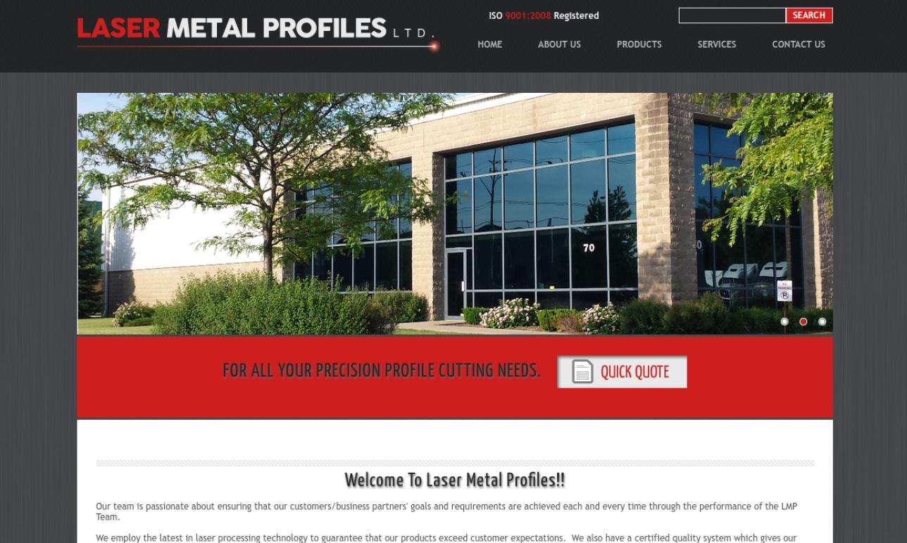 Laser Metal Profiles Ltd.