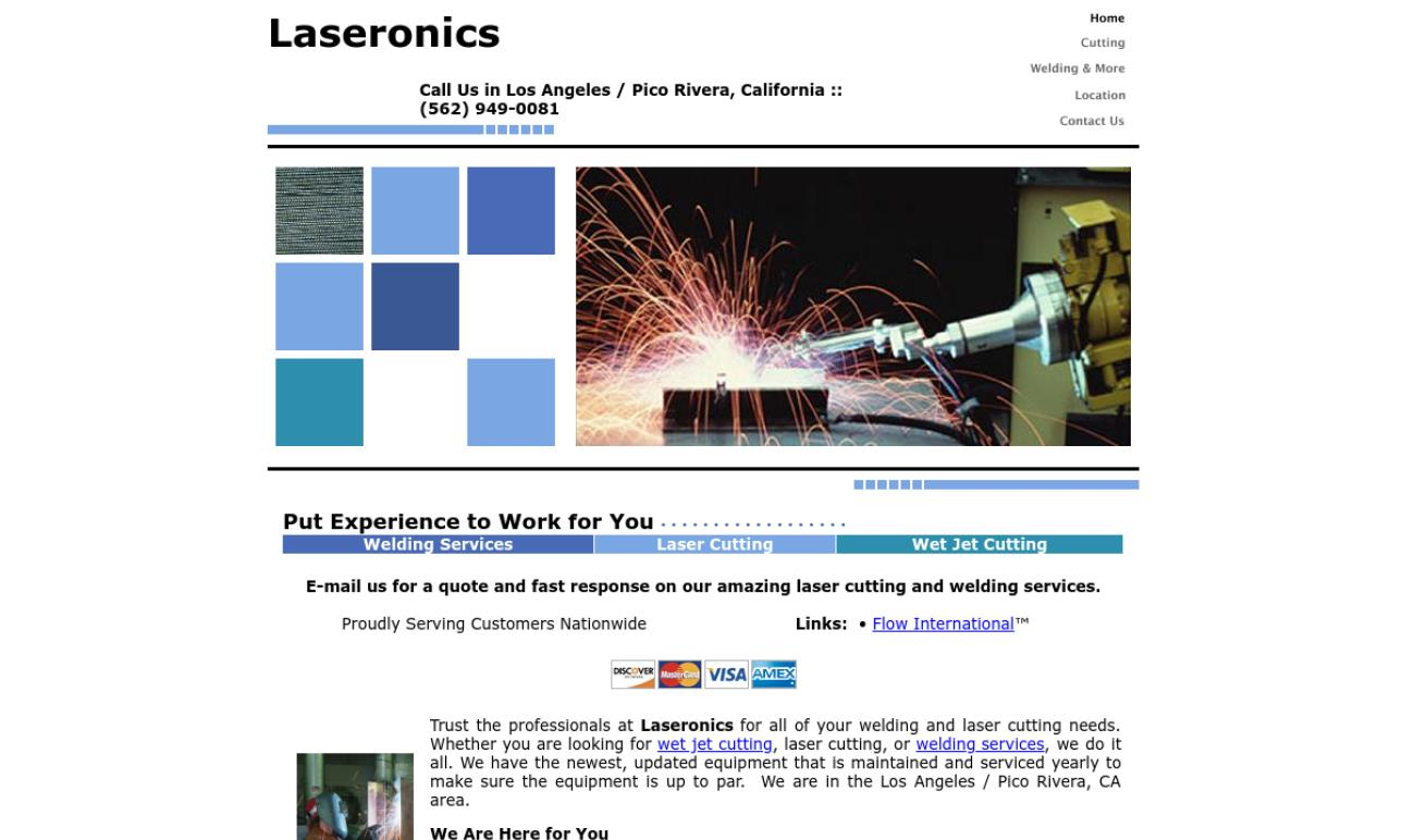 Laseronics, Inc.