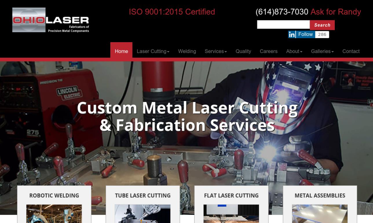 More Laser Cutting Company Listings