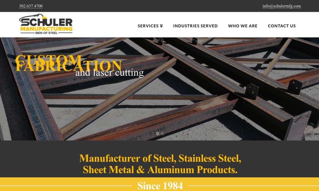 Schuler Manufacturing
