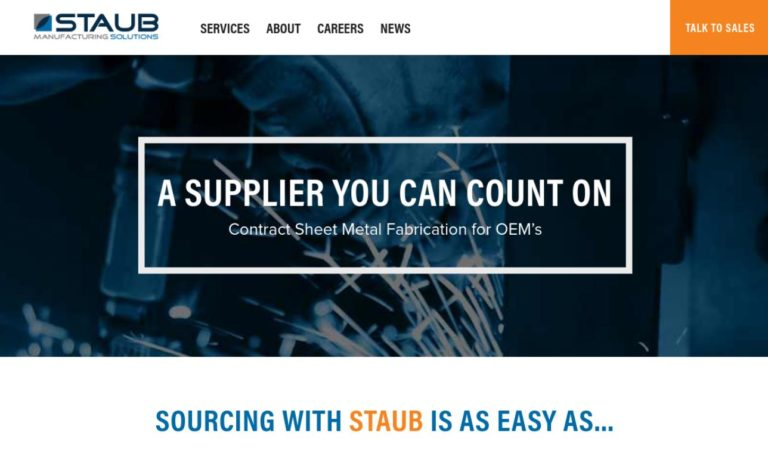 Staub Manufacturing Solutions