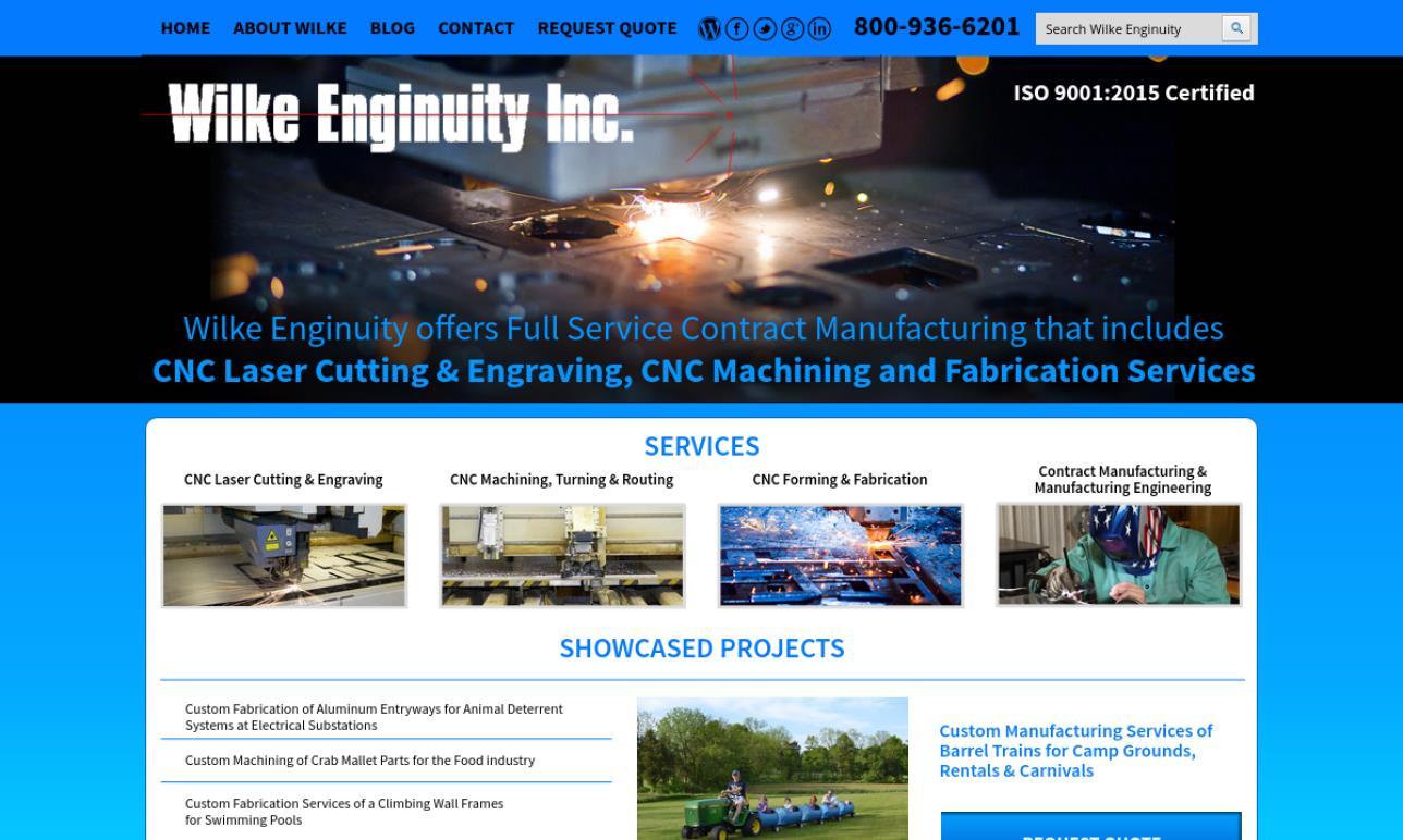Wilke Enginuity, Inc.