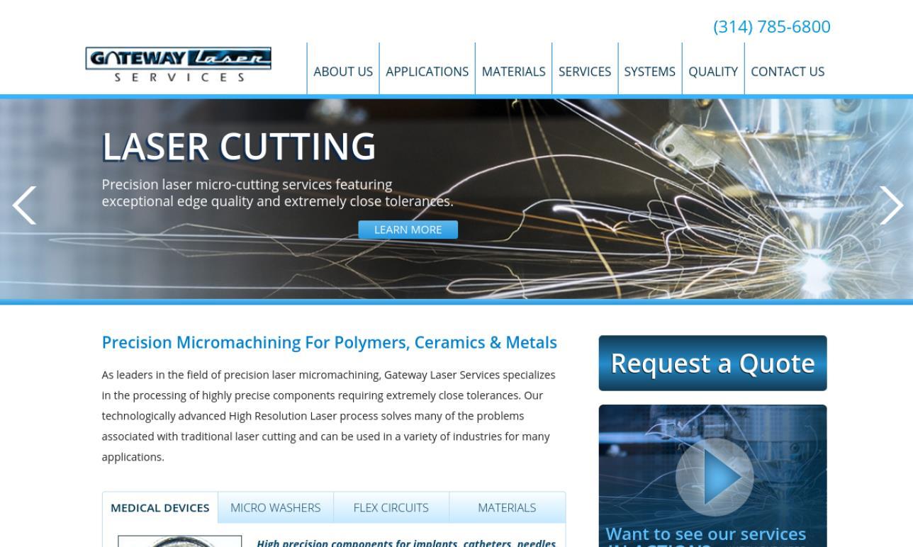 Gateway Laser Services
