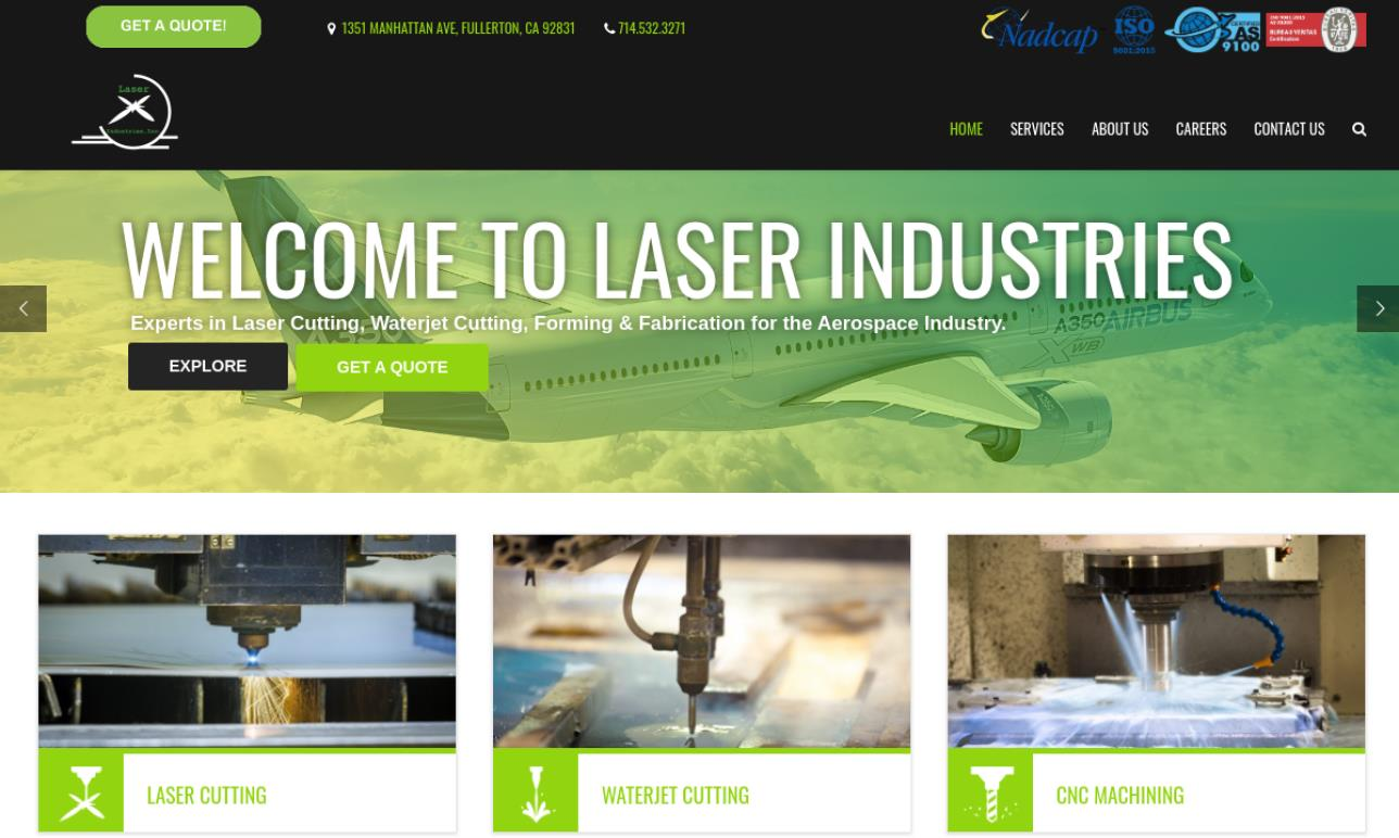 Laser Industries, Inc.