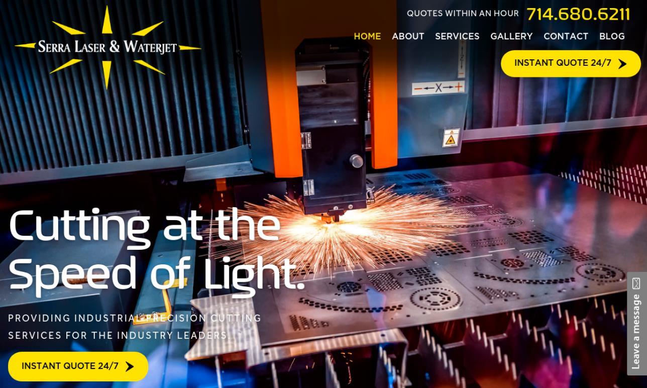 Serra Laser Center