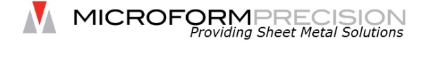 Microform Precision, LLC Logo