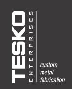 Tesko Laser Division Logo