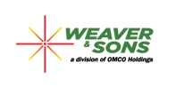 Weaver and Sons, Inc. Logo