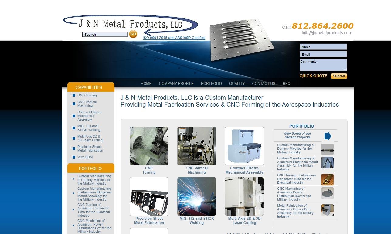 J&N Metal Products, LLC.